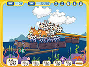 Play Freaky cows Game