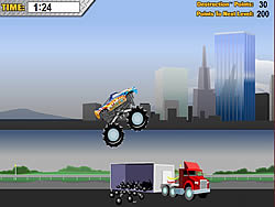 Monster Jam: Destruction game