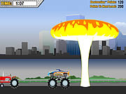Play Monster jam-destruction Game
