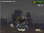 Play Gloomy truck Game