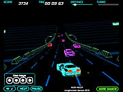 Neon Race game