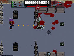 Undead Rampage game