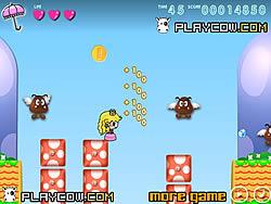 Princess Peach Adventure game