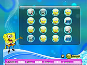 Twisting Puzzle Spongebob game