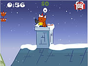 Play Christmas cat Game
