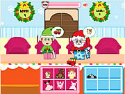 Uncle Sam's Christmas Factory game