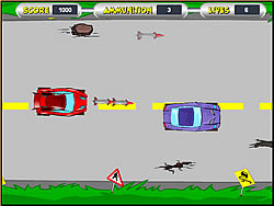 Road Rampage game