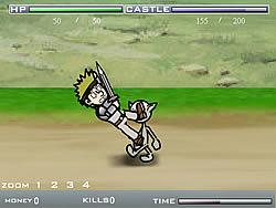 Permainan Armor Dude
