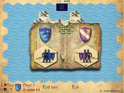 Medieval Wars game