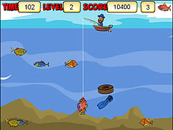 Freddy's Fishing Fun game