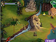 Scooby Doo - River Rapids Rampage game