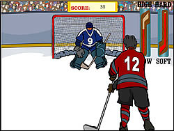 Hockey Challenge game