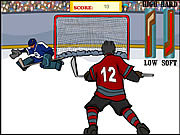 Hockey Challenge game