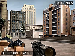 Permainan Hot Shot Sniper
