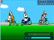 Juega al juego gratis Panzo Bicycle Race