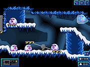 Icy Cave game