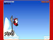 Slingshot Santa game