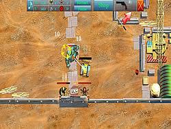 Joe vs Armageddon Vengeance game