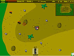 Bug Hunter - Survival game