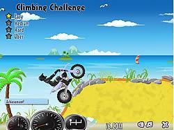 Mini Bike Challenge game