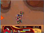 Play Wacky races Game