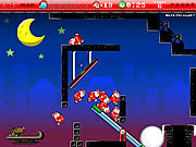 Play Super santa kicker Game