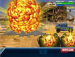 Warzone Getaway game