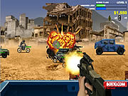 Play Warzone getaway Game