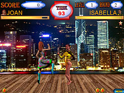 Angel Fighters game