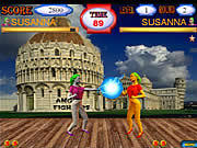 juego Angel Fighters