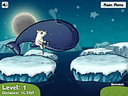 Play Polar pogo Game