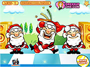 Santa Claus Dancing game