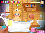 Play Baby care Game