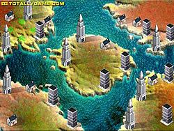 Permainan World Domination 1