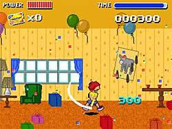 無料ゲームのJumpy Monkeyをプレイ