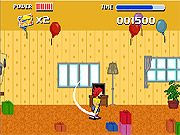 Jumpy Monkey game
