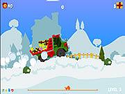 Play Santa truck Game