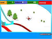 Play Santas jump Game