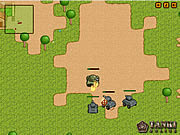 Play Tanks gone wild Game