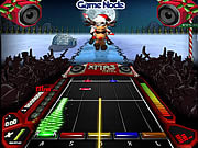 Play Santa rockstar-metal xmas 3 Game