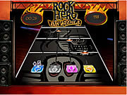 Rock Hero game