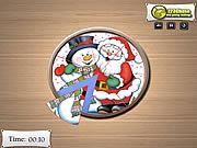 Play Pic tart-santa claus Game