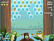 Play Bubble frog Game
