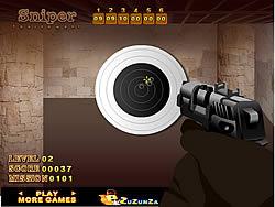 Sniper Tournament game