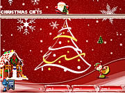 Jouer Christmas gifts game Jeu