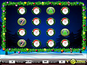 Twisting Puzzle Christmas game