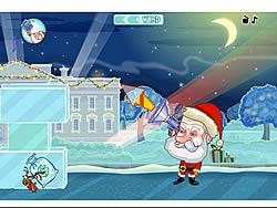 Obama vs Santa game