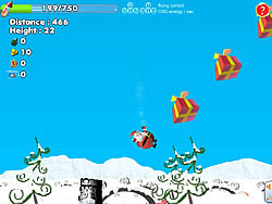 Santa Can Fly game