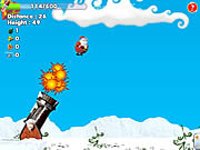 Play Santa can fly Game