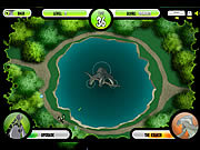 Play Ben 10 kraken attack Game
